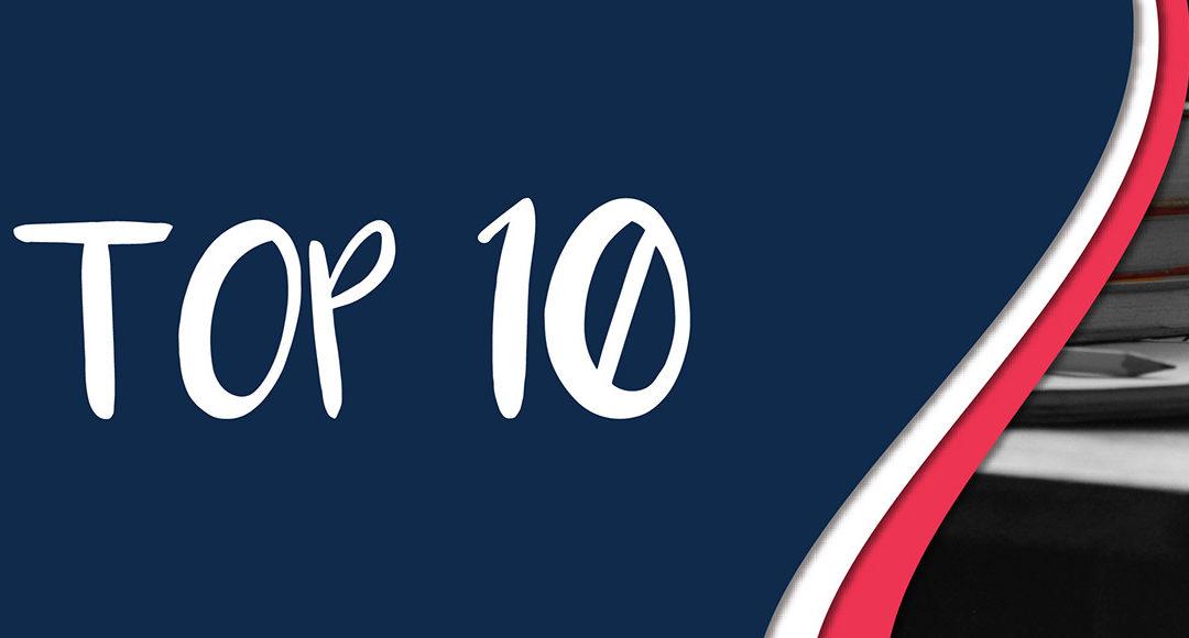 TOP 10 – KWARTAAL 3